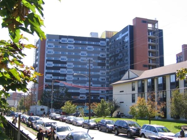 Student Dormitory at Drexel University for Intech