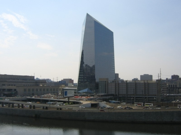 The Cira Center for Turner Construction and Brandywine Realty Trust